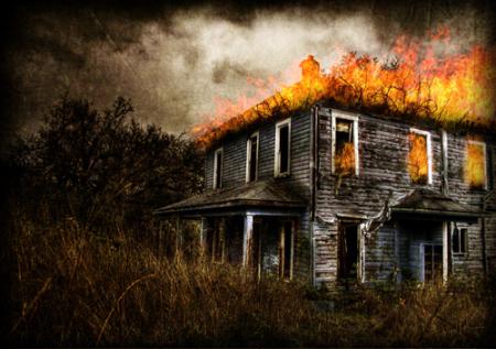 Φωτιά και μαγκάλι