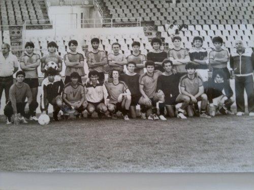 ΠΑΟΚ Β΄ΟΜΑΔΑ 1985-86