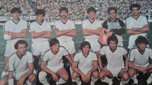 ΠΑΝΑΘΗΝΑΙΚΟΣ 1981 - 82